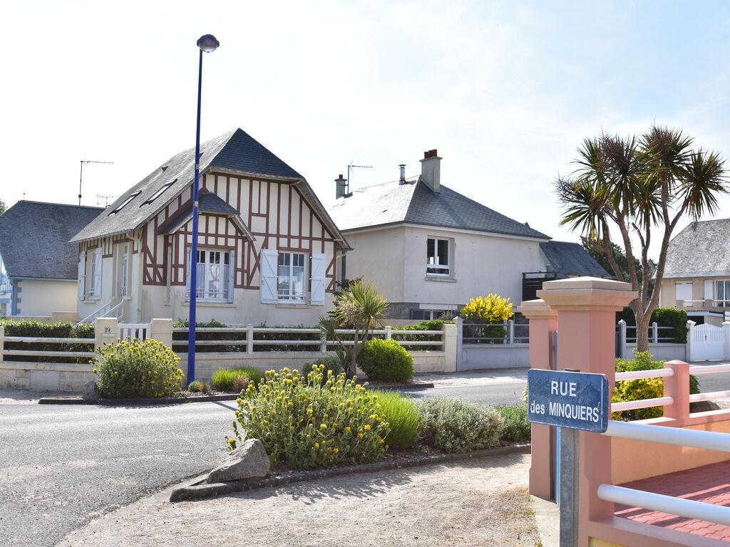 Ferienhaus Schönes Ferienhaus am Meer in der Normandie (1657368), Hauteville sur Mer, Manche, Normandie, Frankreich, Bild 24