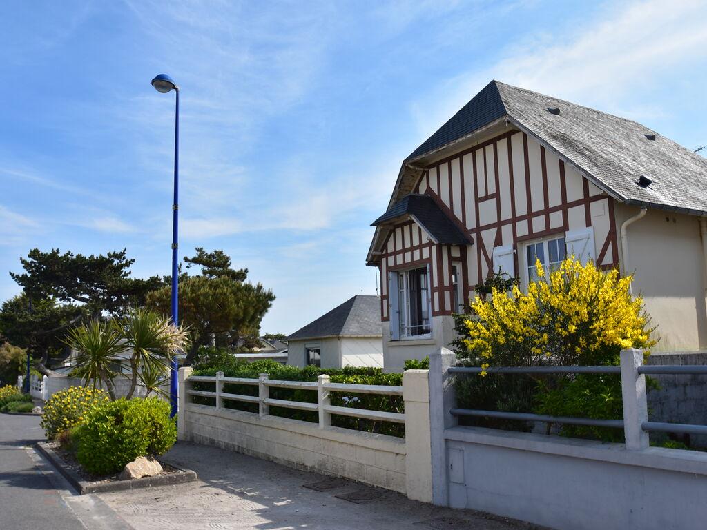Ferienhaus Schönes Ferienhaus am Meer in der Normandie (1657368), Hauteville sur Mer, Manche, Normandie, Frankreich, Bild 5
