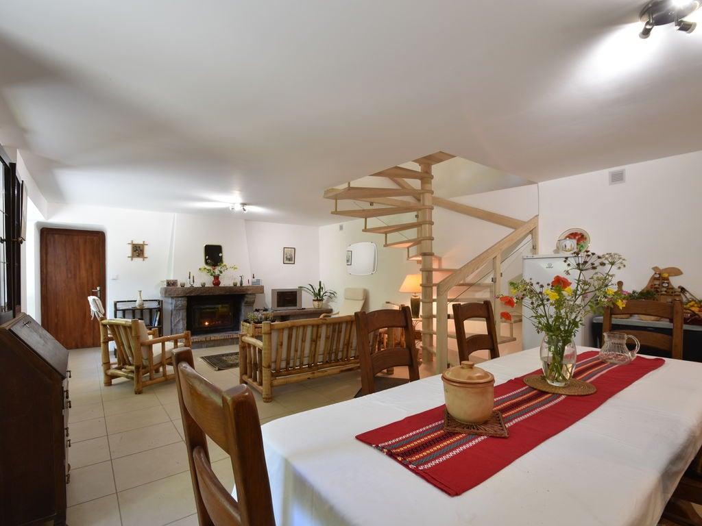 Ferienhaus Wunderschönes Ferienhaus mit eigenem Garten in Yvias (218279), Yvias, Côtes d'Armor, Bretagne, Frankreich, Bild 12