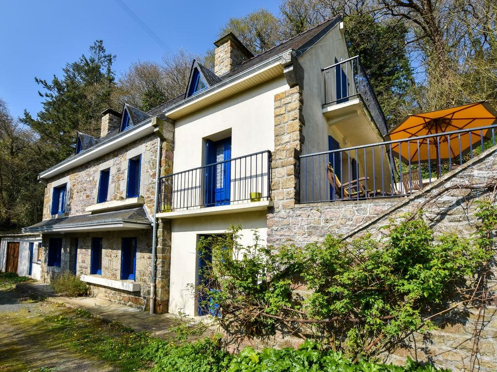 Ferienhaus Wunderschönes Ferienhaus mit eigenem Garten in Yvias (218279), Yvias, Côtes d'Armor, Bretagne, Frankreich, Bild 7