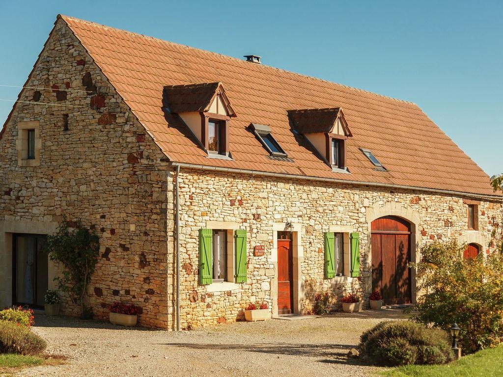 Ferienhaus Vintage Ferienhaus in Lavercantière mit Terrasse (1657388), Salviac, Lot, Midi-Pyrénées, Frankreich, Bild 1
