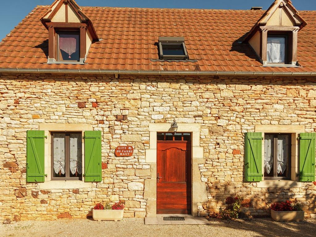Ferienhaus Vintage Ferienhaus in Lavercantière mit Terrasse (1657388), Salviac, Lot, Midi-Pyrénées, Frankreich, Bild 3