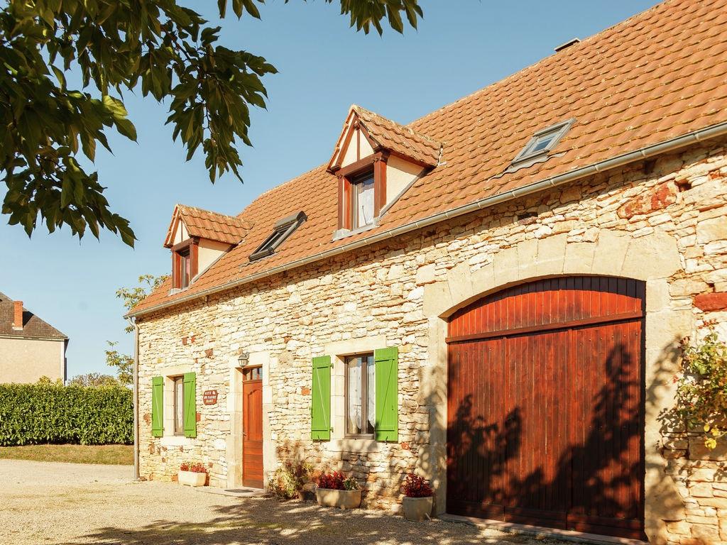 Ferienhaus Vintage Ferienhaus in Lavercantière mit Terrasse (1657388), Salviac, Lot, Midi-Pyrénées, Frankreich, Bild 2