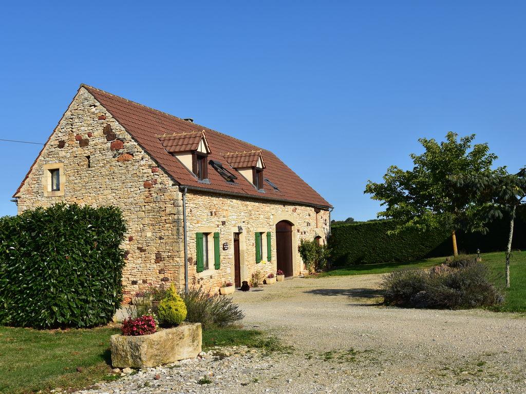 Ferienhaus Vintage Ferienhaus in Lavercantière mit Terrasse (1657388), Salviac, Lot, Midi-Pyrénées, Frankreich, Bild 6