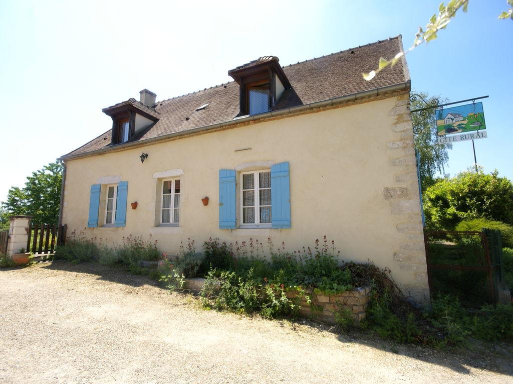 Ferienhaus Maison de vacances St Loup Géanges (1658360), Verdun sur le Doubs, Saône-et-Loire, Burgund, Frankreich, Bild 5