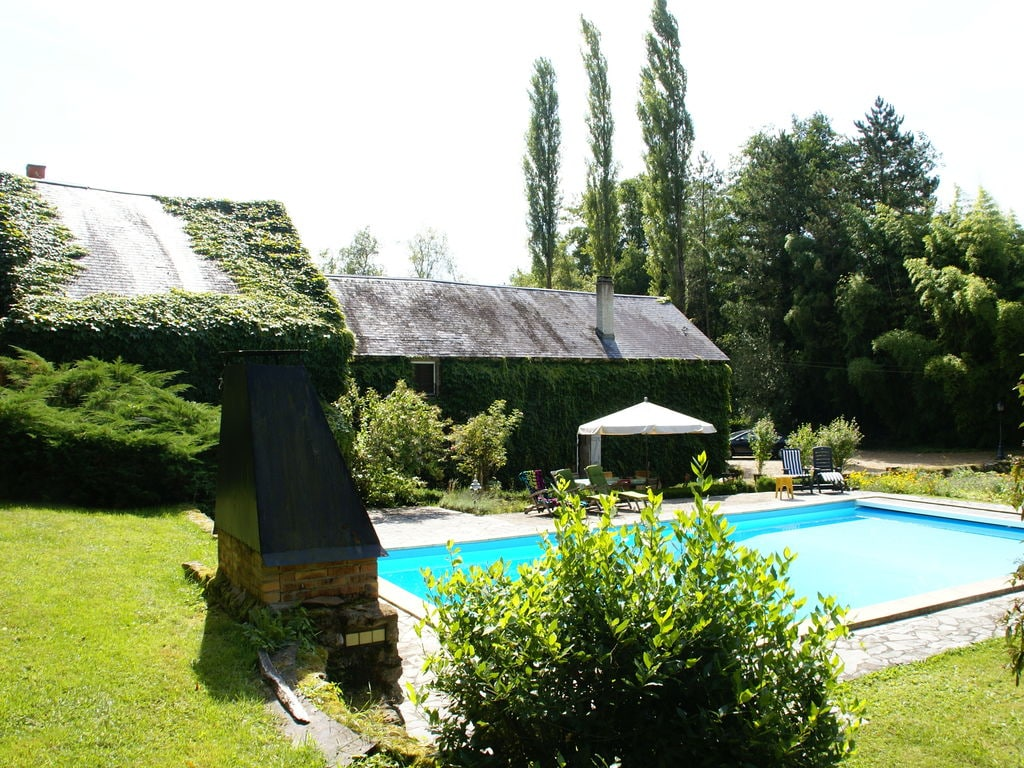 Ferienhaus Gemütliches Ferienhaus mit Privatpool im Burgund, Frankreich (1657813), Saint Honoré les Bains, Nièvre, Burgund, Frankreich, Bild 6