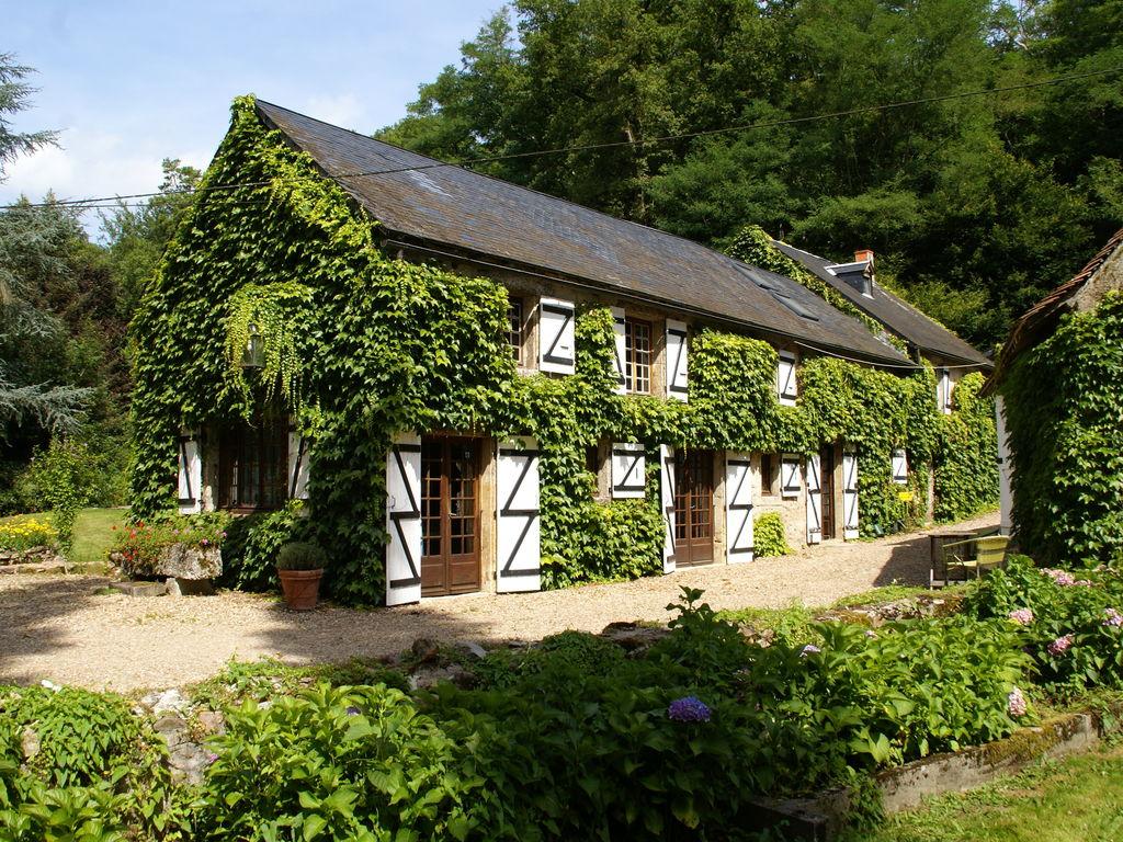 Ferienhaus Gemütliches Ferienhaus mit Privatpool im Burgund, Frankreich (1657813), Saint Honoré les Bains, Nièvre, Burgund, Frankreich, Bild 4