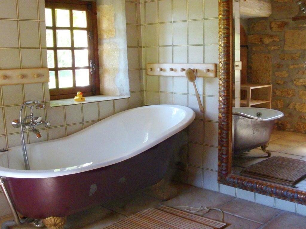 Ferienhaus Gemütliches Ferienhaus mit Privatpool im Burgund, Frankreich (1657813), Saint Honoré les Bains, Nièvre, Burgund, Frankreich, Bild 20