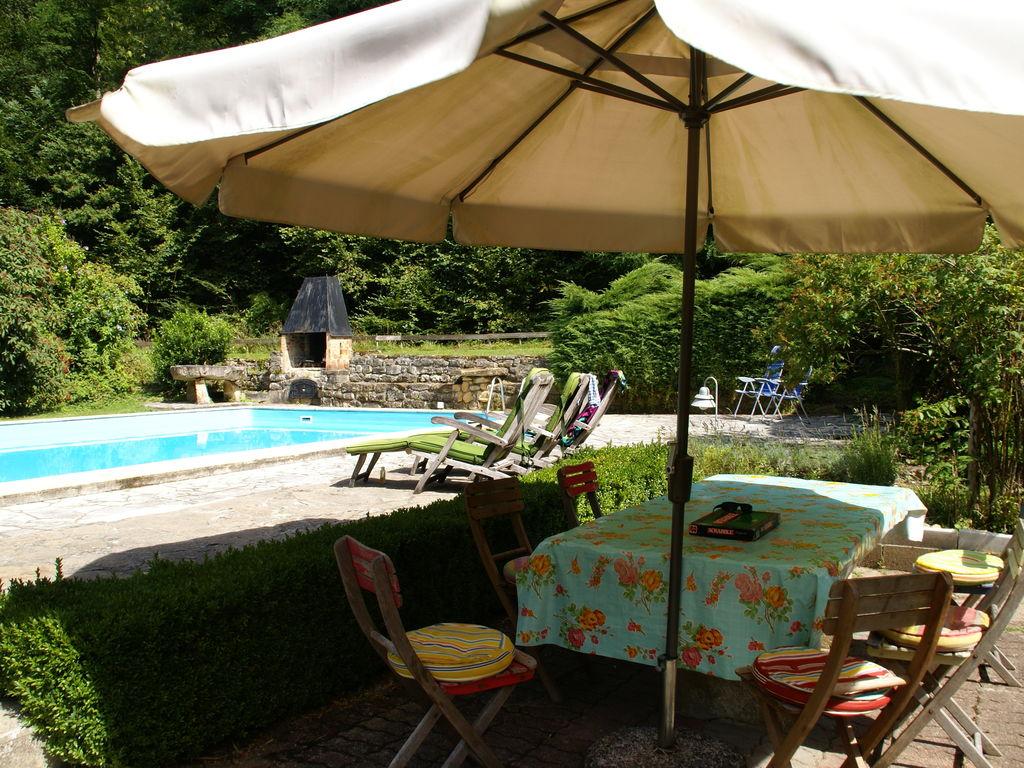 Ferienhaus Gemütliches Ferienhaus mit Privatpool im Burgund, Frankreich (1657813), Saint Honoré les Bains, Nièvre, Burgund, Frankreich, Bild 24