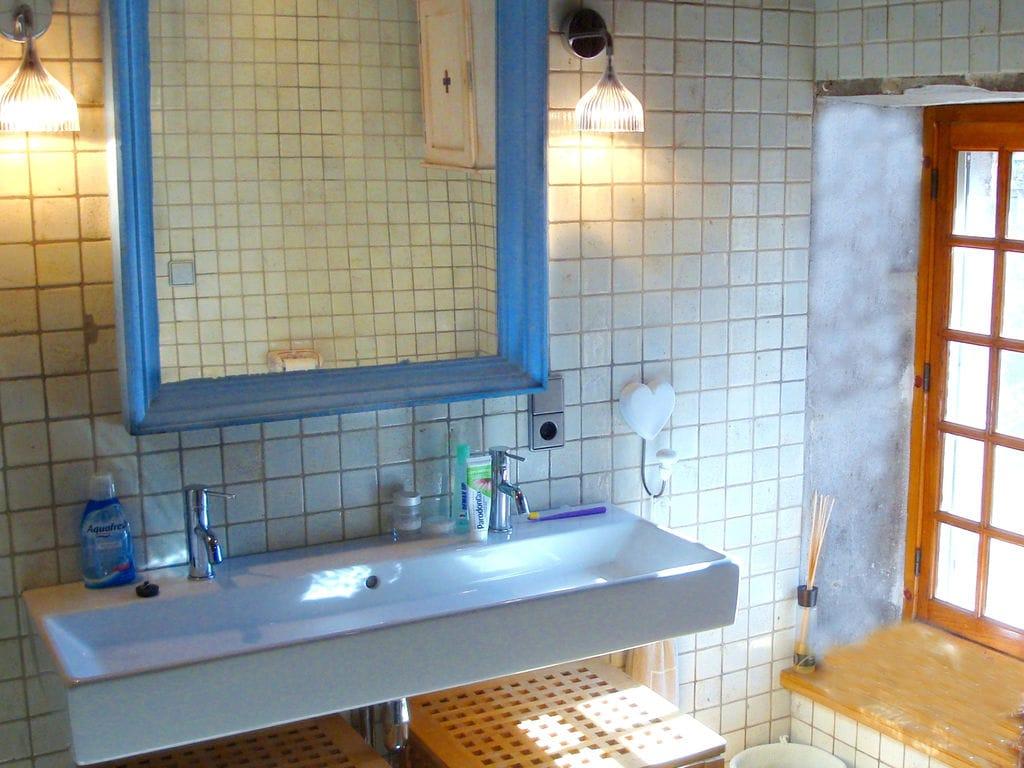 Ferienhaus Gemütliches Ferienhaus mit Privatpool im Burgund, Frankreich (1657813), Saint Honoré les Bains, Nièvre, Burgund, Frankreich, Bild 21