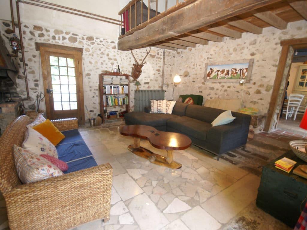 Ferienhaus Gemütliches Ferienhaus mit Privatpool im Burgund, Frankreich (1657813), Saint Honoré les Bains, Nièvre, Burgund, Frankreich, Bild 12
