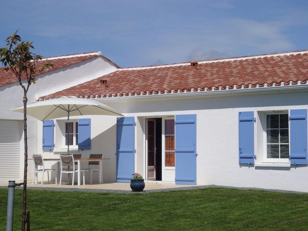 Ferienhaus Modernes Ferienhaus in Avrillé mit Garten (1657957), Talmont St Hilaire, Atlantikküste Vendée, Pays de la Loire, Frankreich, Bild 7