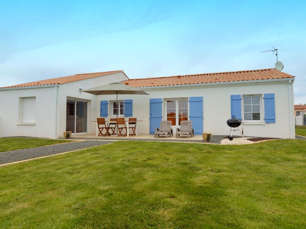Ferienhaus Modernes Ferienhaus in Avrillé mit Garten (1657957), Talmont St Hilaire, Atlantikküste Vendée, Pays de la Loire, Frankreich, Bild 6
