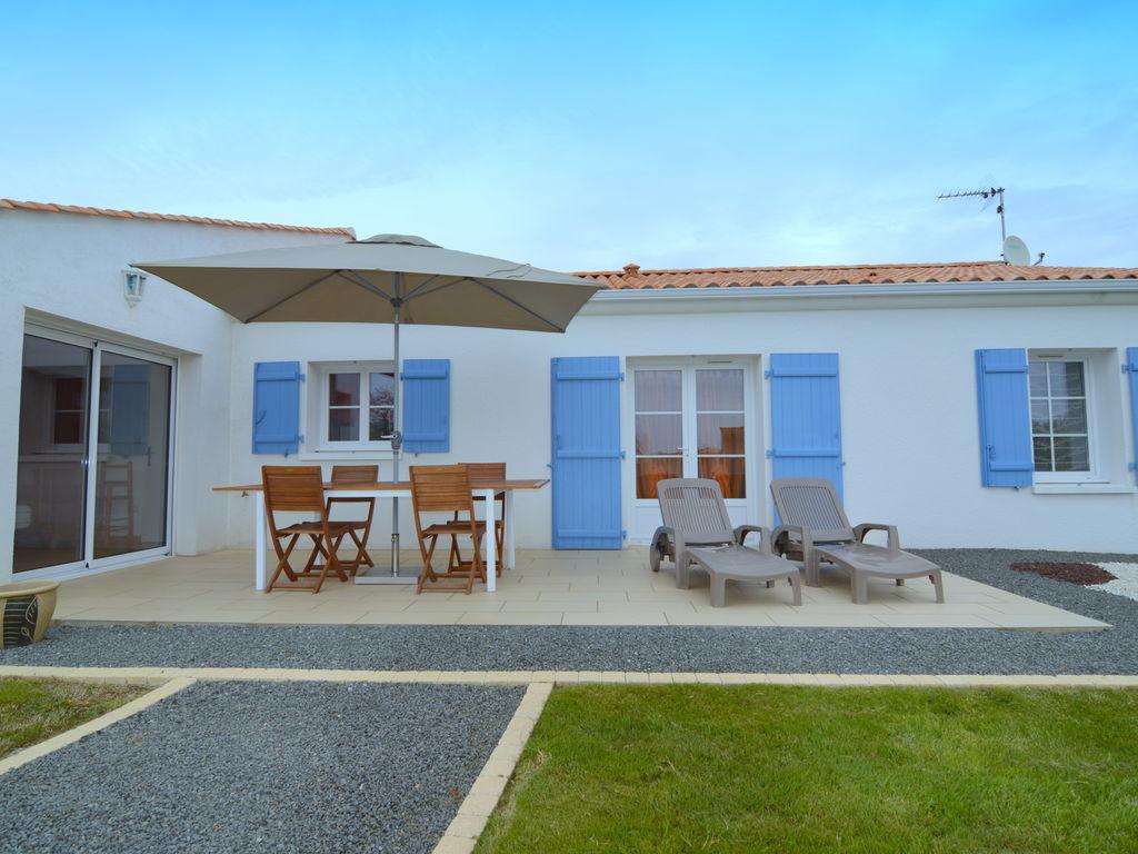 Ferienhaus Modernes Ferienhaus in Avrillé mit Garten (1657957), Talmont St Hilaire, Atlantikküste Vendée, Pays de la Loire, Frankreich, Bild 21
