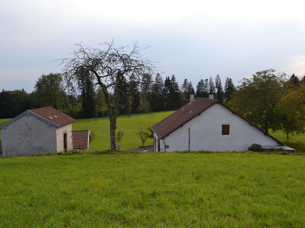 Maison de vacances Maison de vacances - ST BRESSON (1657117), Raddon et Chapendu, Haute-Saône, Franche-Comté, France, image 6