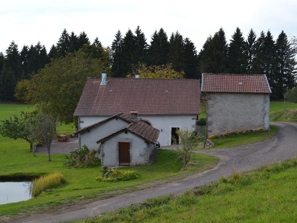 Maison de vacances Maison de vacances - ST BRESSON (1657117), Raddon et Chapendu, Haute-Saône, Franche-Comté, France, image 8