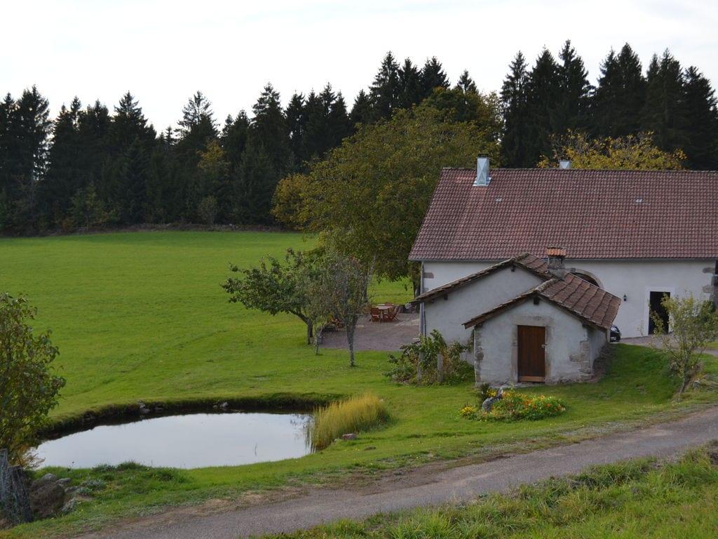 Maison de vacances Maison de vacances - ST BRESSON (1657117), Raddon et Chapendu, Haute-Saône, Franche-Comté, France, image 9