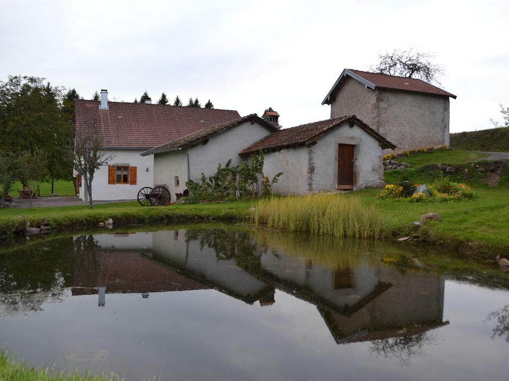 Maison de vacances Maison de vacances - ST BRESSON (1657117), Raddon et Chapendu, Haute-Saône, Franche-Comté, France, image 12