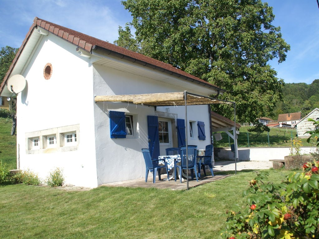 Maison de vacances Maison de vacances - LE-HAUT-DU-THEM (1657940), Servance, Haute-Saône, Franche-Comté, France, image 18