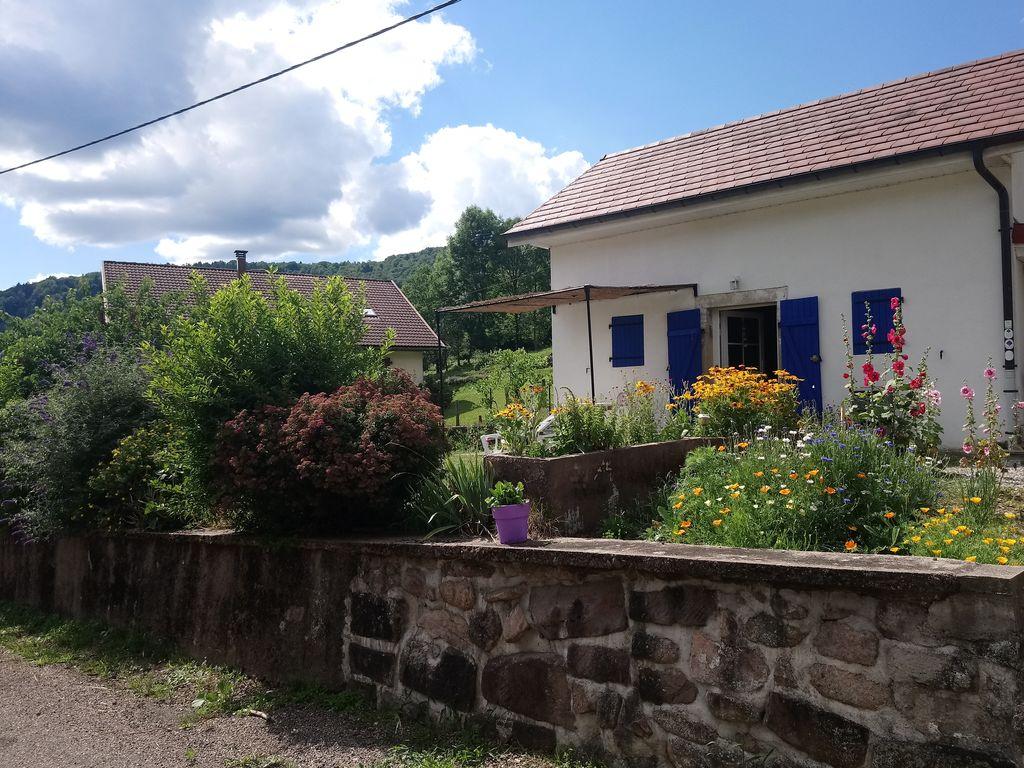 Maison de vacances Maison de vacances - LE-HAUT-DU-THEM (1657940), Servance, Haute-Saône, Franche-Comté, France, image 20