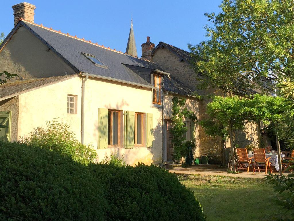 Ferienhaus Maison de vacances Tintury (1657267), Tintury, Nièvre, Burgund, Frankreich, Bild 1