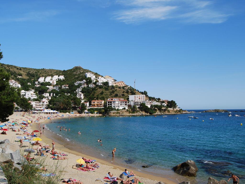 Ferienwohnung Gemütliche Ferienwohnung in Roses in Meeresnähe (1656901), El Mas Fumats, Costa Brava, Katalonien, Spanien, Bild 30