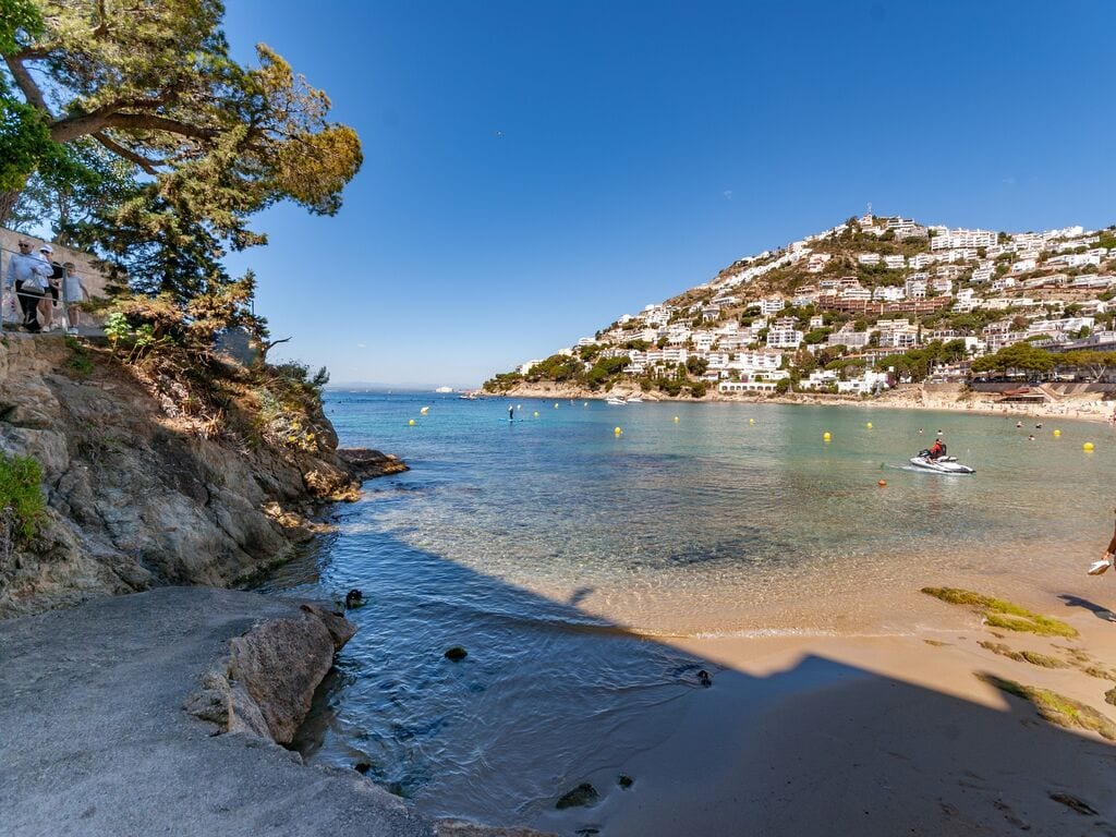 Ferienwohnung Gemütliche Ferienwohnung in Roses in Meeresnähe (1656901), El Mas Fumats, Costa Brava, Katalonien, Spanien, Bild 28