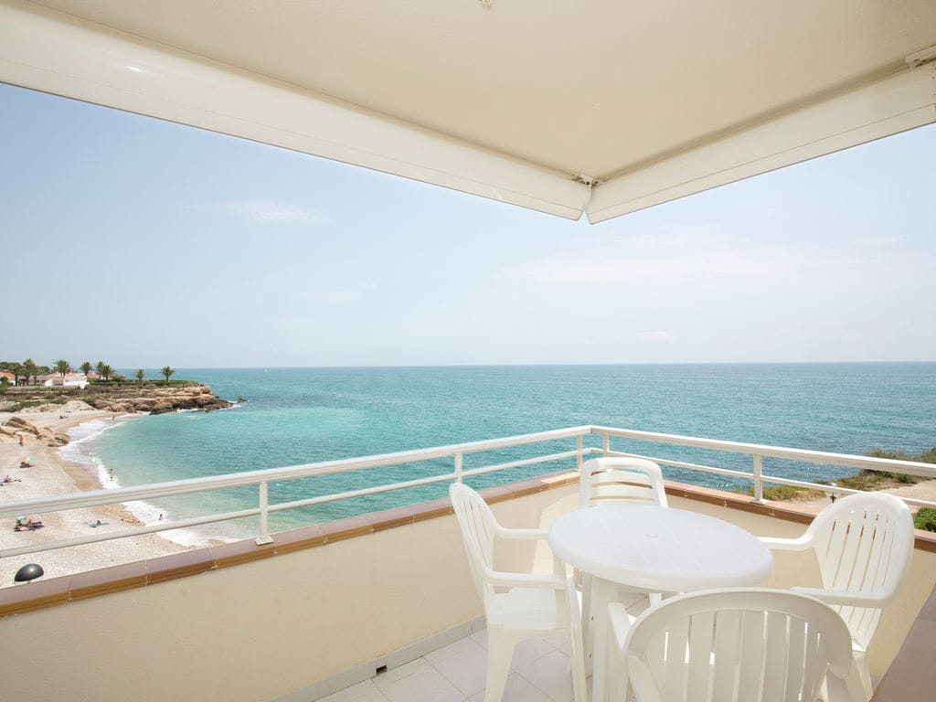 Attraktives Apartment in Vinaròs in Meeresn Ferienwohnung  Costa del Azahar
