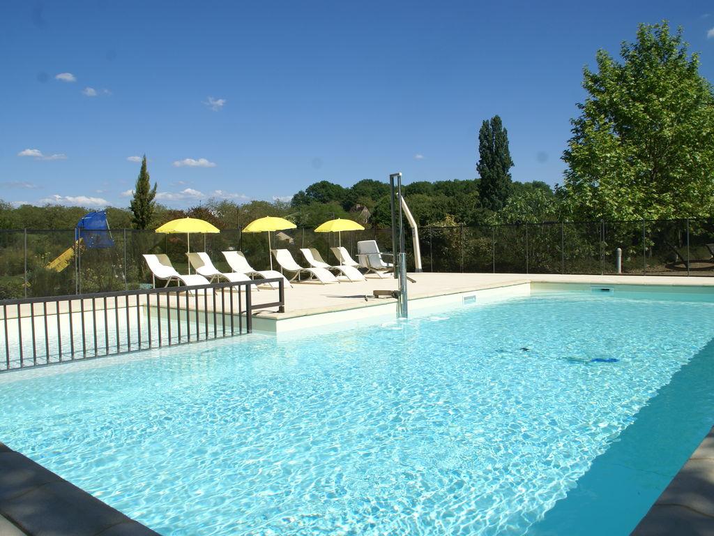 Maison 5 pers Piscine - Aster Ferienpark in Frankreich