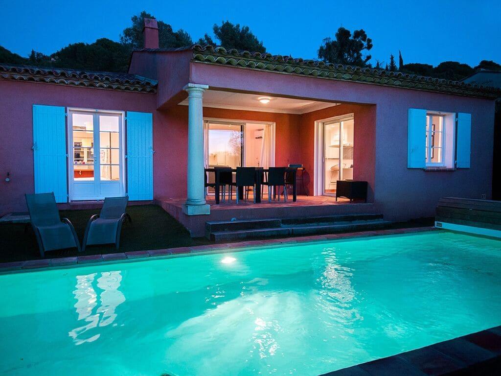 Holiday house Le Domaine de l´Eilen 1 (1744012), Cavalaire sur Mer, Côte d'Azur, Provence - Alps - Côte d'Azur, France, picture 1
