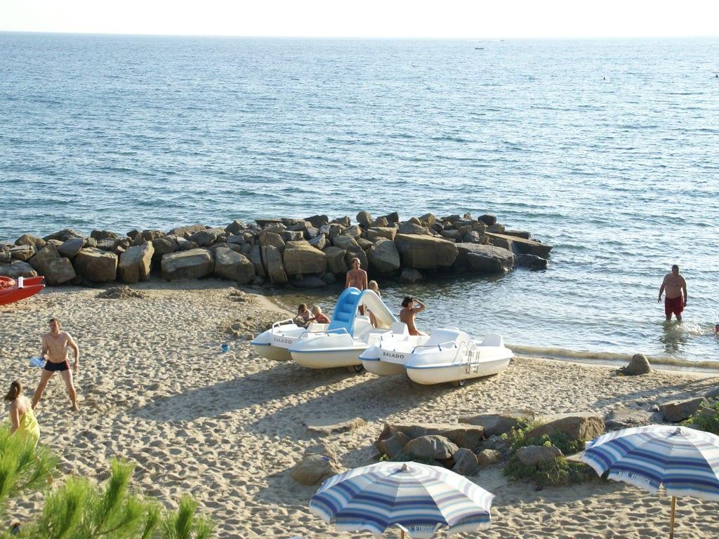Ferienwohnung Schönes Appartement an der Küste mit herrlichem Meerblick (1763968), Bibbona, Livorno, Toskana, Italien, Bild 15