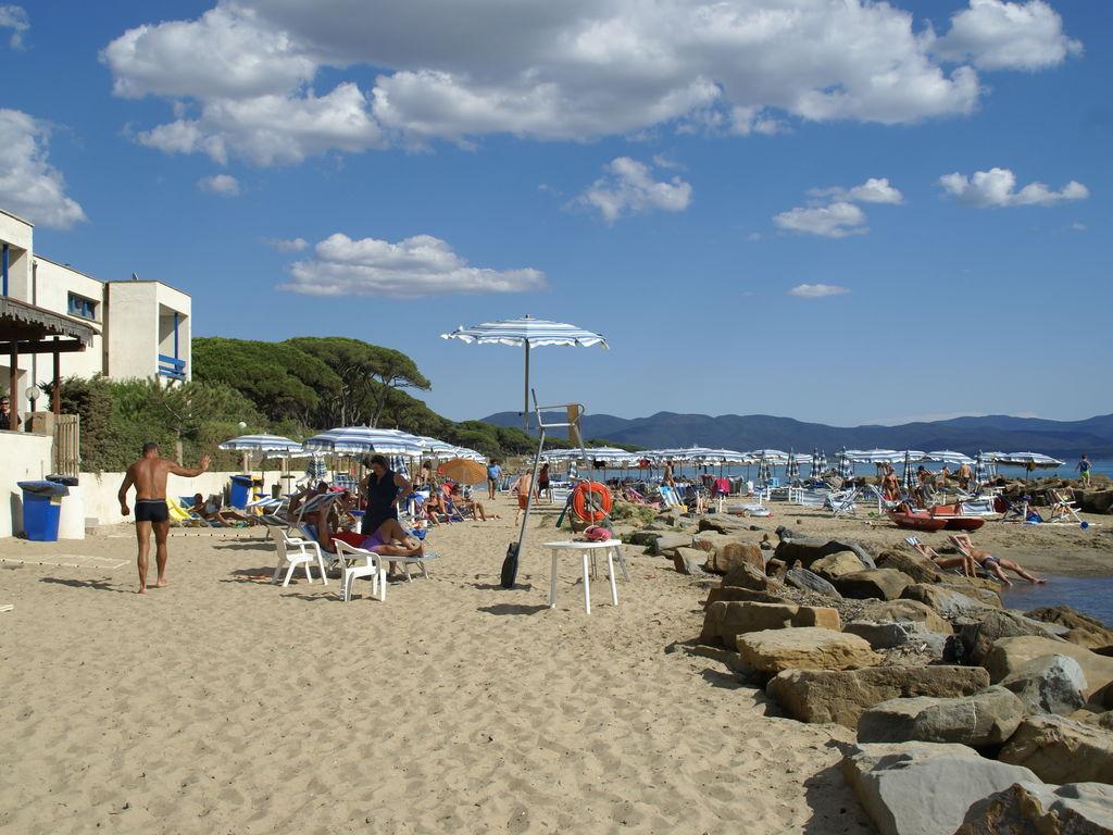 Ferienwohnung Schönes Appartement an der Küste mit herrlichem Meerblick (1763968), Bibbona, Livorno, Toskana, Italien, Bild 17