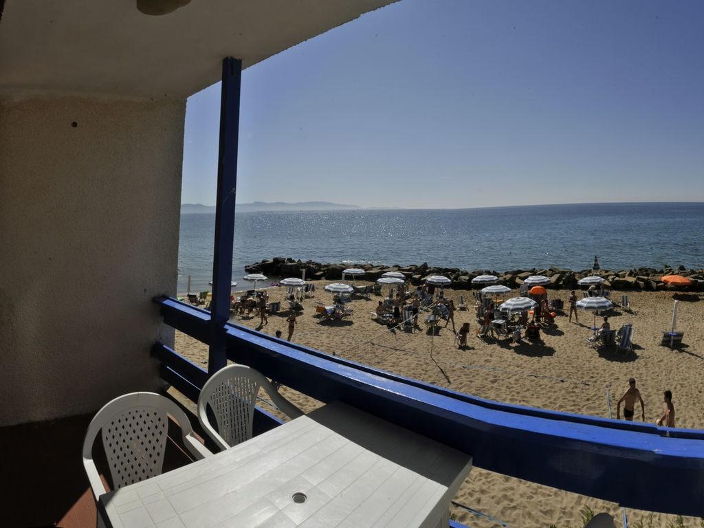 Ferienwohnung Schönes Appartement an der Küste mit herrlichem Meerblick (1763968), Bibbona, Livorno, Toskana, Italien, Bild 10