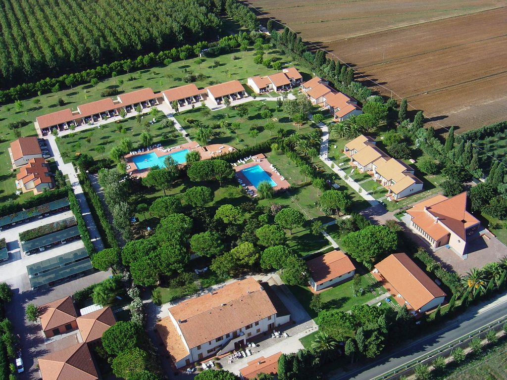 Ferienhaus Ein Doppelhaus mit Klimaanlage in der Nähe der Toskanaküste. (1743986), Campiglia Marittima, Livorno, Toskana, Italien, Bild 23