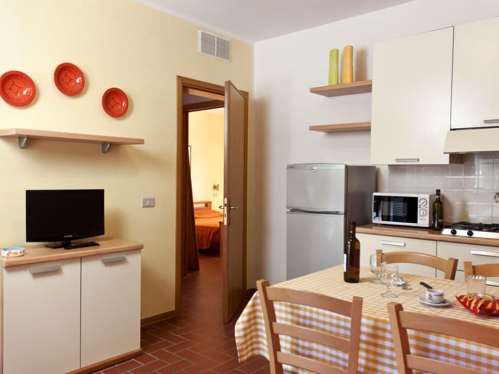 Ferienhaus Ein Doppelhaus mit Klimaanlage in der Nähe der Toskanaküste. (1743986), Campiglia Marittima, Livorno, Toskana, Italien, Bild 5
