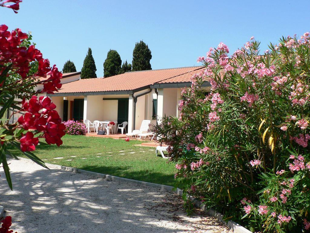 Ferienhaus Ein Doppelhaus mit Klimaanlage in der Nähe der Toskanaküste. (1743986), Campiglia Marittima, Livorno, Toskana, Italien, Bild 26