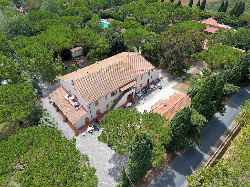 Ferienhaus Ein Doppelhaus mit Klimaanlage in der Nähe der Toskanaküste. (1743986), Campiglia Marittima, Livorno, Toskana, Italien, Bild 31