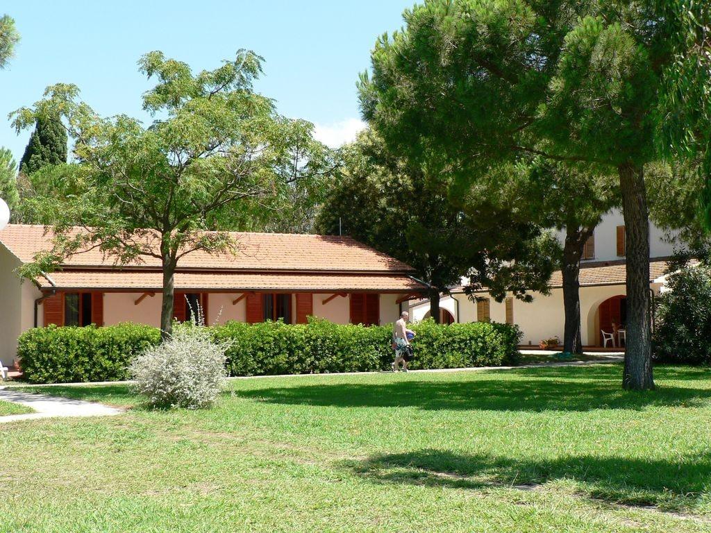 Ferienhaus Ein Doppelhaus mit Klimaanlage in der Nähe der Toskanaküste. (1743943), Campiglia Marittima, Livorno, Toskana, Italien, Bild 2