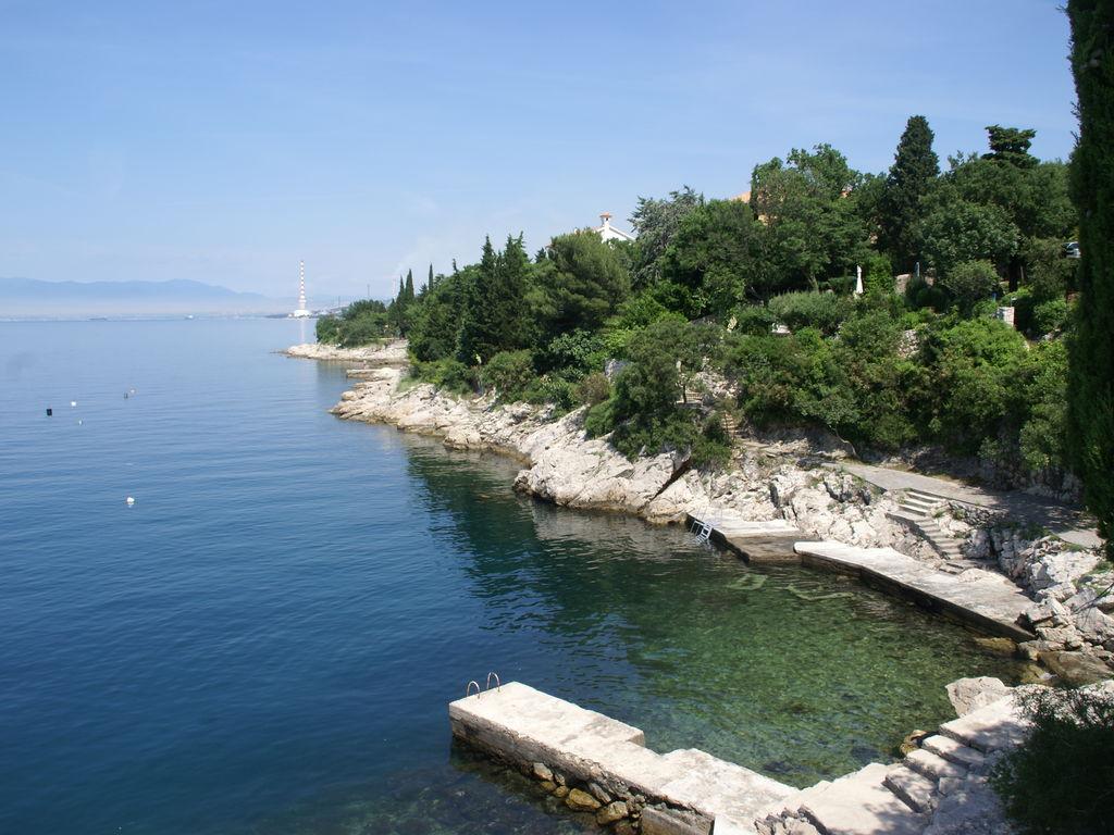Ferienwohnung Kinderfreundliche Wohnung mit eigenem Strand in Kraljevica (1657494), Kraljevica, , Kvarner, Kroatien, Bild 38