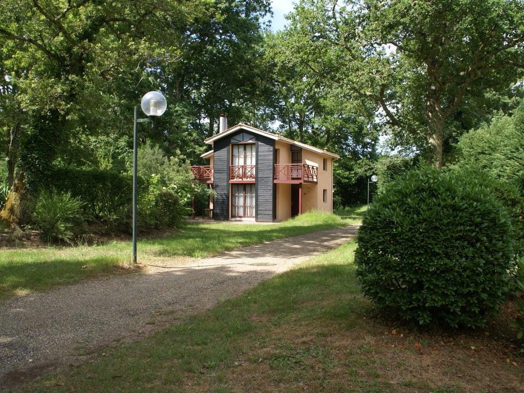 Maison de vacances Freistehende Luxusvilla in einem Naturreservat mit Schloss (1760910), Salles, Gironde, Aquitaine, France, image 33