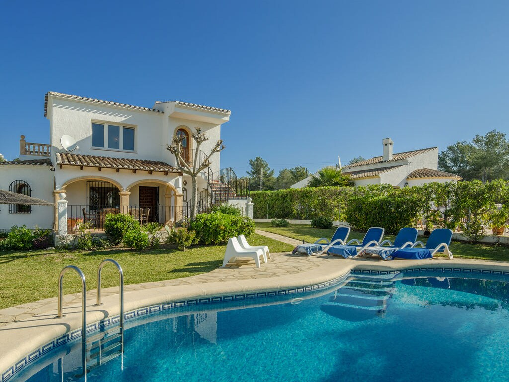 Holiday house Villa Zapato (1658318), Jávea, Costa Blanca, Valencia, Spain, picture 6
