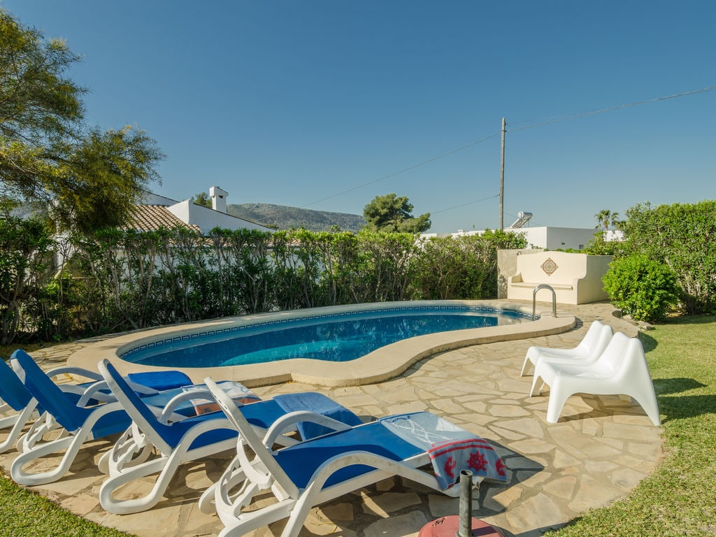 Holiday house Villa Zapato (1658318), Jávea, Costa Blanca, Valencia, Spain, picture 2