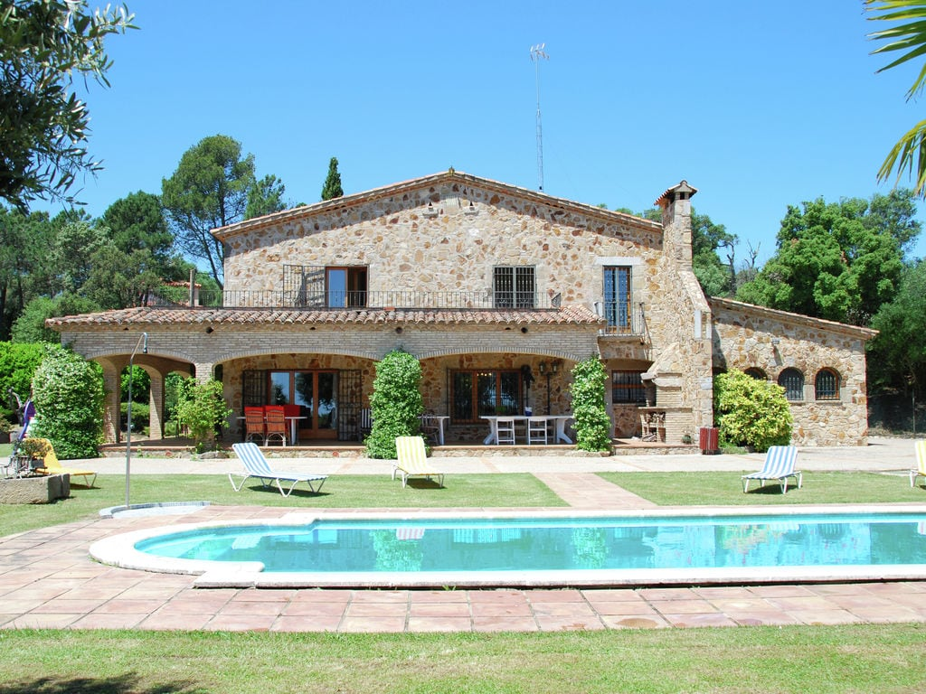 Ferienhaus Großzügige Villa in Romanyà de la Selva mit Swimmingpool (1656935), Canyet de Mar, Costa Brava, Katalonien, Spanien, Bild 1