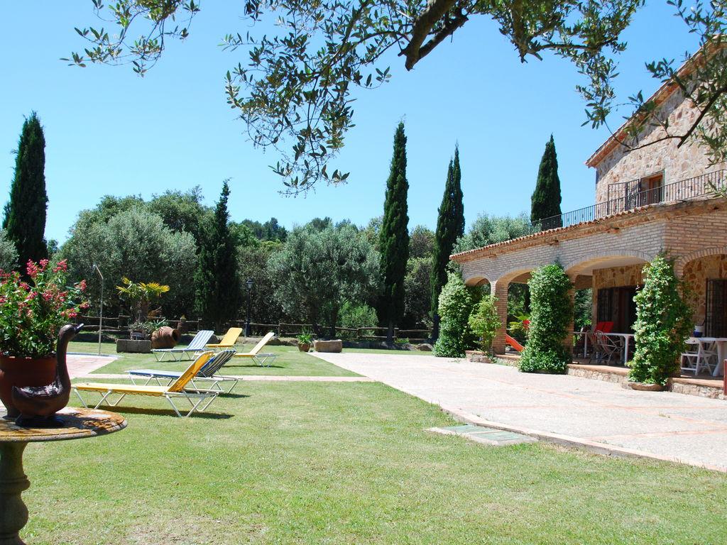Ferienhaus Großzügige Villa in Romanyà de la Selva mit Swimmingpool (1656935), Canyet de Mar, Costa Brava, Katalonien, Spanien, Bild 10