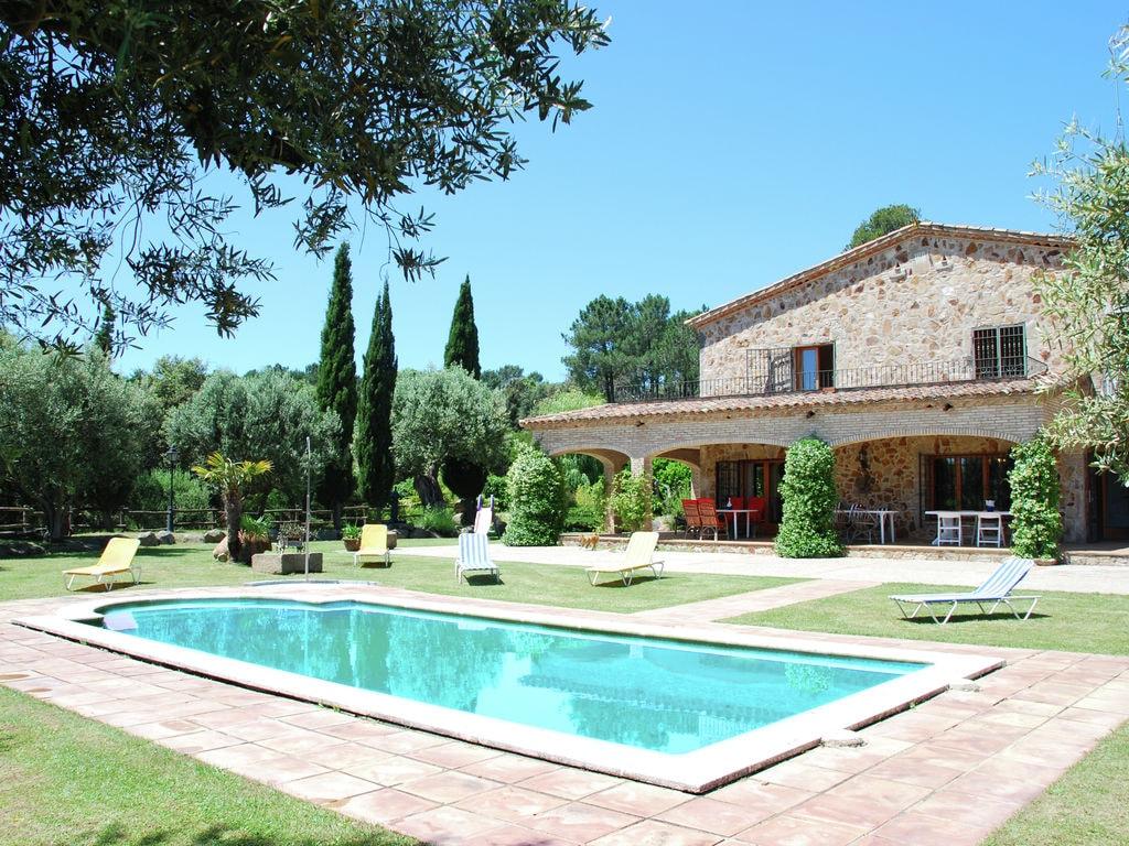 Ferienhaus Großzügige Villa in Romanyà de la Selva mit Swimmingpool (1656935), Canyet de Mar, Costa Brava, Katalonien, Spanien, Bild 7