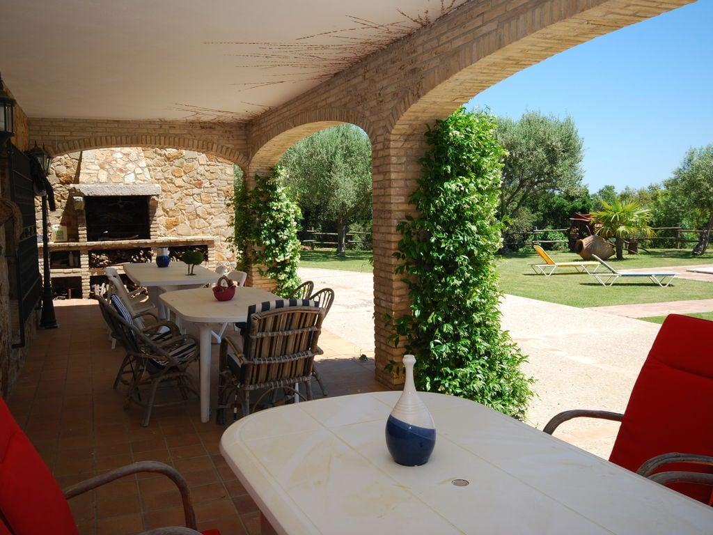 Ferienhaus Großzügige Villa in Romanyà de la Selva mit Swimmingpool (1656935), Canyet de Mar, Costa Brava, Katalonien, Spanien, Bild 5