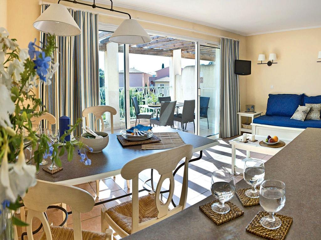 Ferienwohnung Helle Wohnung im französischen Stil bei Strand von Issambres (1836315), Les Issambres, Côte d'Azur, Provence - Alpen - Côte d'Azur, Frankreich, Bild 7