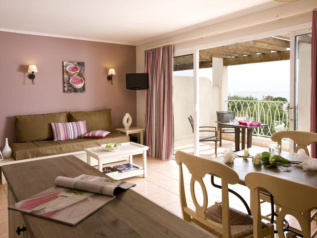Ferienwohnung Helle Wohnung im französischen Stil bei Strand von Issambres (1836315), Les Issambres, Côte d'Azur, Provence - Alpen - Côte d'Azur, Frankreich, Bild 6