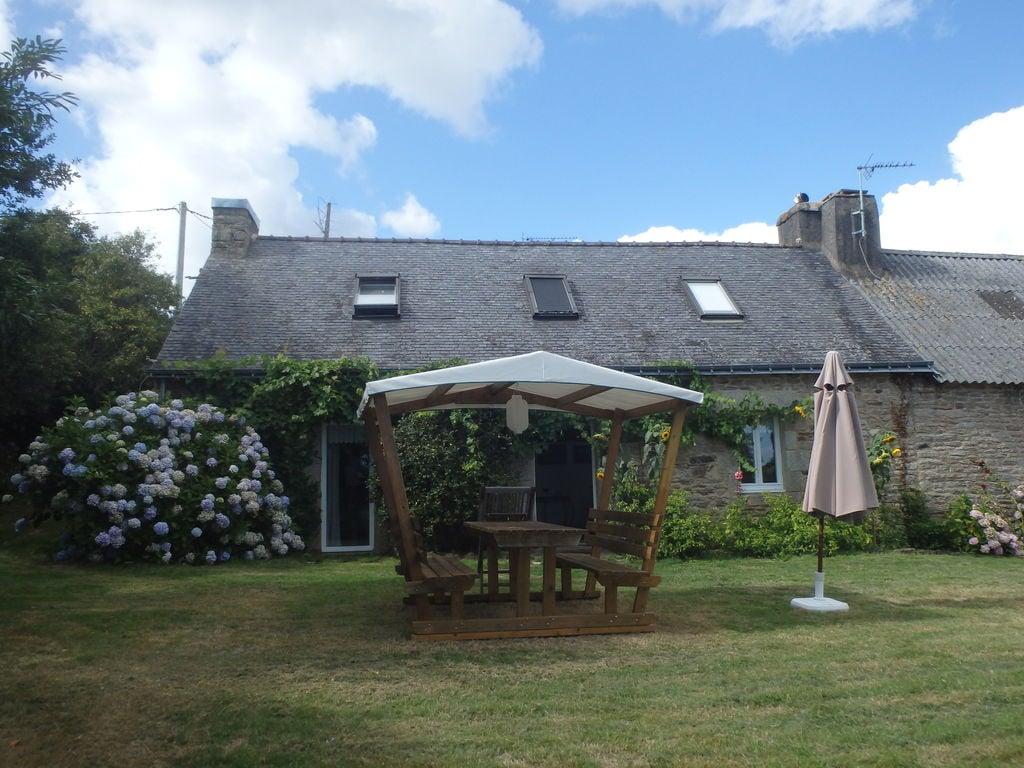 Ferienhaus Maison avec piscine et sauna (1739604), Querrien, Finistère Binnenland, Bretagne, Frankreich, Bild 10