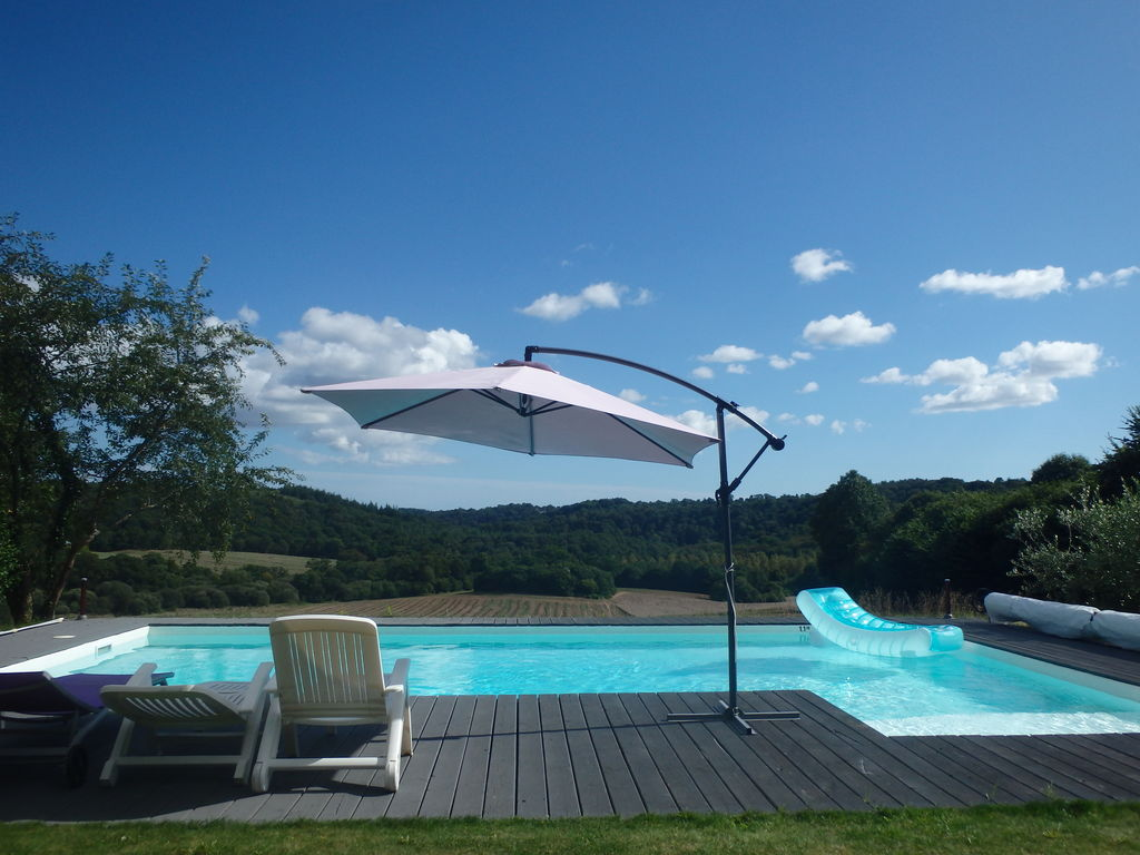 Ferienhaus Maison avec piscine et sauna (1739604), Querrien, Finistère Binnenland, Bretagne, Frankreich, Bild 11